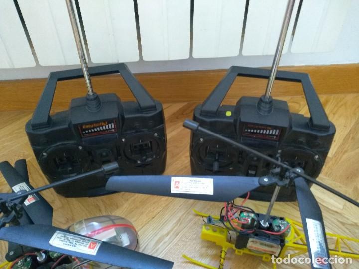 Radio Control: Lote Helicopteros RC 9081 - Foto 8 - 277829168