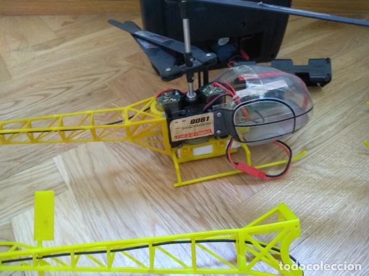 Radio Control: Lote Helicopteros RC 9081 - Foto 10 - 277829168