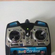 Radio Control: EMISORA CONTROL REMOTO RC REVELL GERMAN TIGER HELICOPTER. Lote 287336253