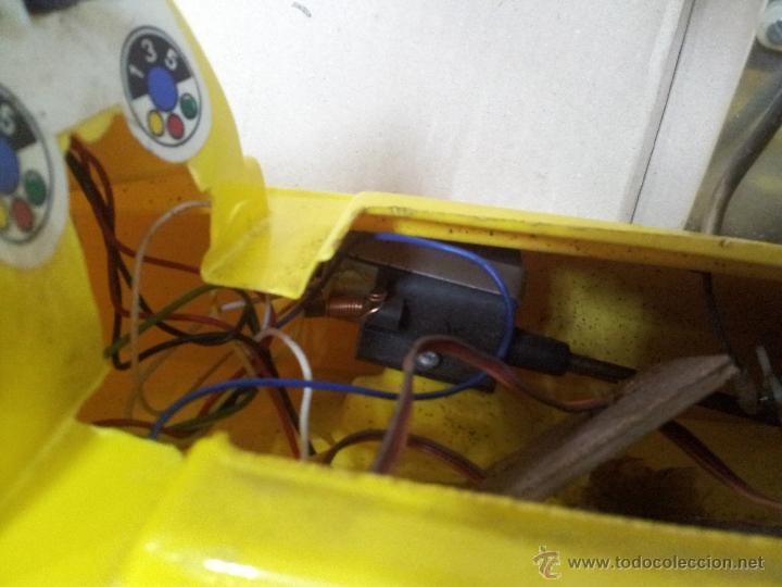 Radio Control: lancha catamaran barco modelismo rc años 70-80 con motor thunder tiger 20 model 7701 - Foto 5 - 51362926