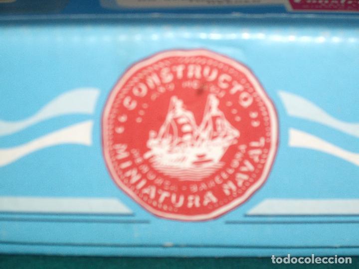 Radio Control: CONSTRUCTO XEBEC R-403 BARCO CORSARIO - Foto 3 - 86090408