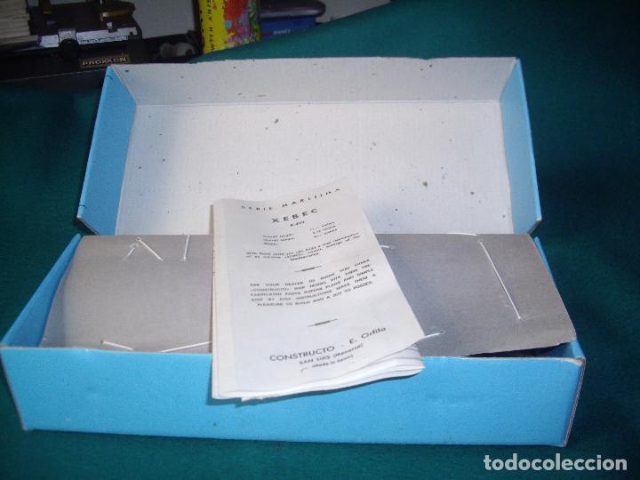 Radio Control: CONSTRUCTO XEBEC R-403 BARCO CORSARIO - Foto 8 - 86090408