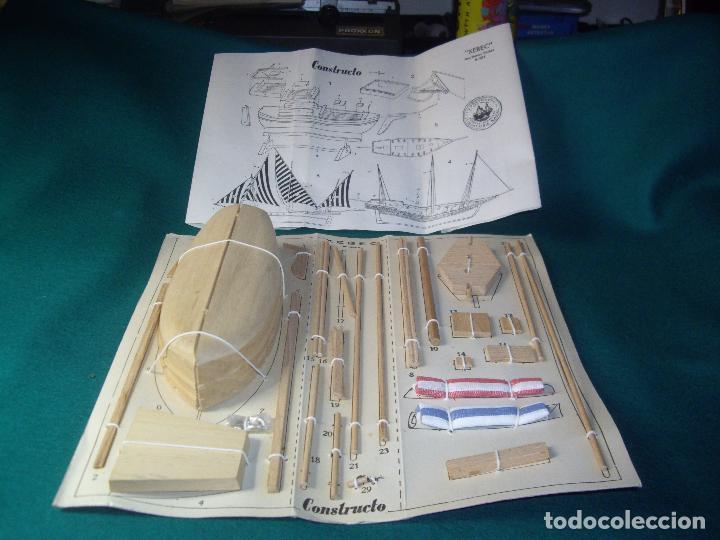 Radio Control: CONSTRUCTO XEBEC R-403 BARCO CORSARIO - Foto 9 - 86090408