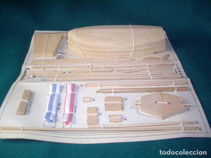 Radio Control: CONSTRUCTO XEBEC R-403 BARCO CORSARIO - Foto 11 - 86090408