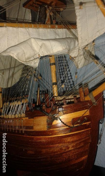 BARCO DE LA ARMADA BRITÁNICA HMS BOUNTY. MODELISMO NAVAL (Juguetes - Modelismo y Radiocontrol - Radiocontrol - Barcos)