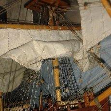 Radio Control: BARCO DE LA ARMADA BRITÁNICA HMS BOUNTY. MODELISMO NAVAL. Lote 87414008