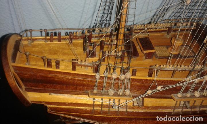 Radio Control: Barco de la Armada Británica HMS BOUNTY. Modelismo Naval - Foto 3 - 87414008