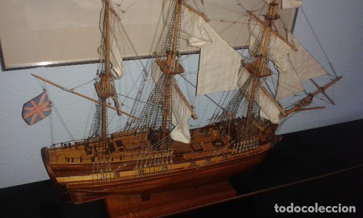 Radio Control: Barco de la Armada Británica HMS BOUNTY. Modelismo Naval - Foto 4 - 87414008