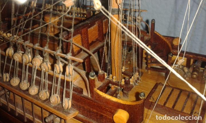 Radio Control: Barco de la Armada Británica HMS BOUNTY. Modelismo Naval - Foto 5 - 87414008