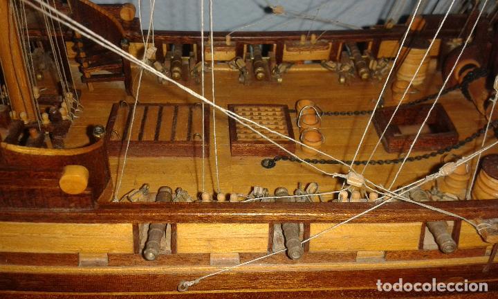 Radio Control: Barco de la Armada Británica HMS BOUNTY. Modelismo Naval - Foto 6 - 87414008