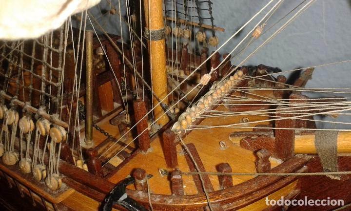 Radio Control: Barco de la Armada Británica HMS BOUNTY. Modelismo Naval - Foto 7 - 87414008