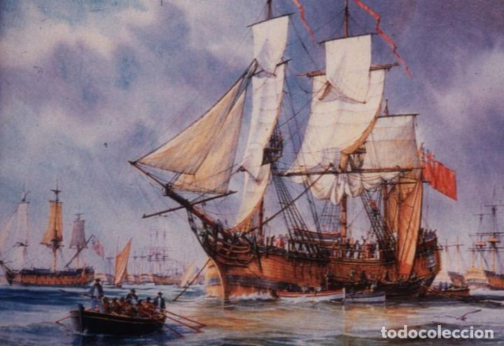 Radio Control: Barco de la Armada Británica HMS BOUNTY. Modelismo Naval - Foto 8 - 87414008