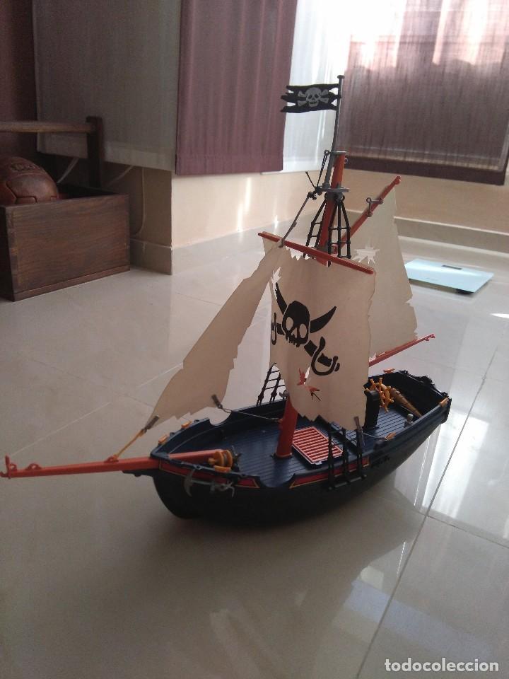 Barco Pirata Playmobil Vendido En Subasta 92825955