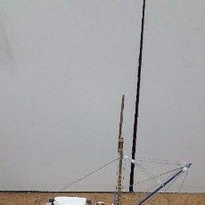 Radio Control: ARRASTRERO MONTADO EN MADERA RC SUSANA 2. Lote 93295170
