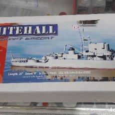 Radio Control: KIT BARCO USS WHITEHALL RC. Lote 93672090