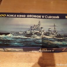 Radio Control: HELLER HMS KING GEORGE, ANTIGUO NO REDICION. . Lote 96705011