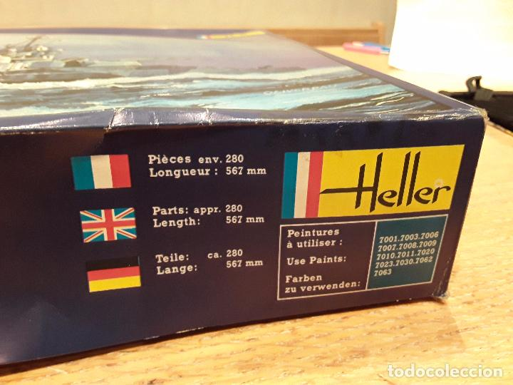Radio Control: Heller HMS KING GEORGE, antiguo no redicion. - Foto 8 - 96705011