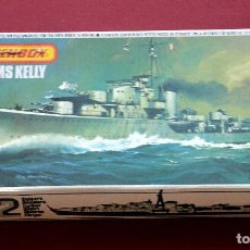 Radio Control: MATCHBOX BARCO . PK-64 HMS KELLY PRODUCTS 1980 LONDON. Lote 104718528