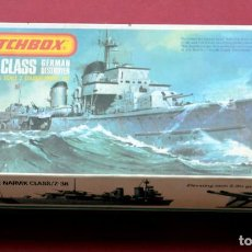 Radio Control: MATCHBOX BARCO NARVIK CLASS Z- 38 PRODUCTS 1976 LONDON . Lote 104718388