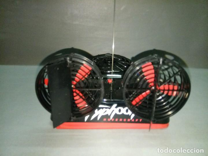 Radio Control: 818- TYPHOON HOVERCRAFT TAIYO RADIO CONTROL VINTAGE -MADE IN JAPAN-RARE-SPAIN - Foto 9 - 105888139