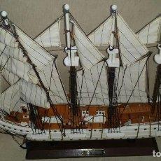 Radio control - Maqueta buque escuela Juan Sebastian Elcano - 114351043