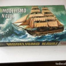 Radio Control: MODELISMO NAVAL. Lote 114791747