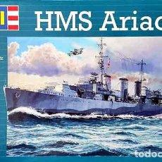 Radio Control: MAQUETA DEL MINADOR BRITÁNICO 2ª GUERRA MUNDIAL HMS ARIADNE DE REVELL A 1/700. Lote 115647899