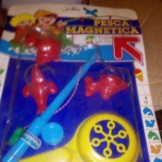 Radio Control: BLISTER PESCA MAGNETICA MEDITERRANEO NUEVO AÑOS 80. Lote 118309707