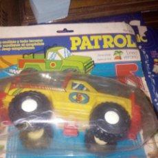 Radio Control: BLISTER PATROL ANFIBIO MEDITERRANEO NUEVO AÑOS 80 CON MOTOR A PILAS. Lote 118309899