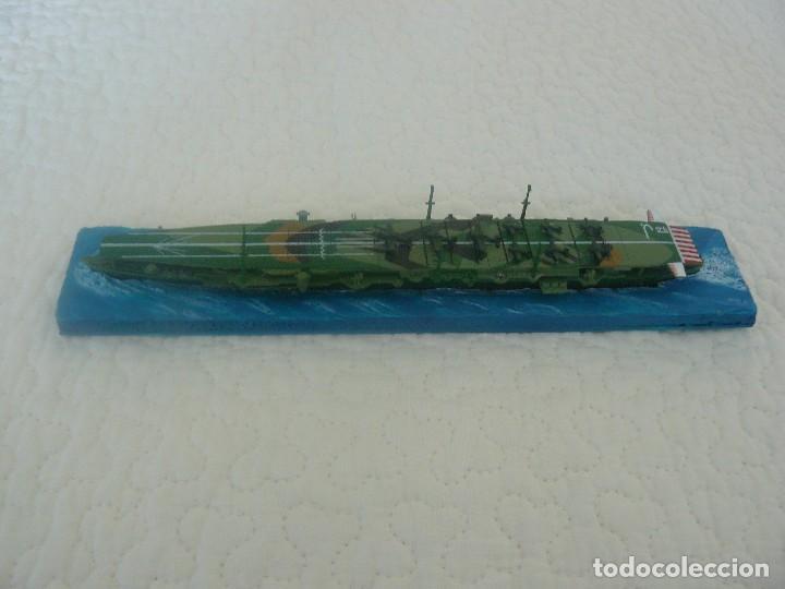 EAGLEMOSS 1/1100 PORTAAVIONES JAPONES ZUIHO 1944 (Juguetes - Modelismo y Radiocontrol - Radiocontrol - Barcos)