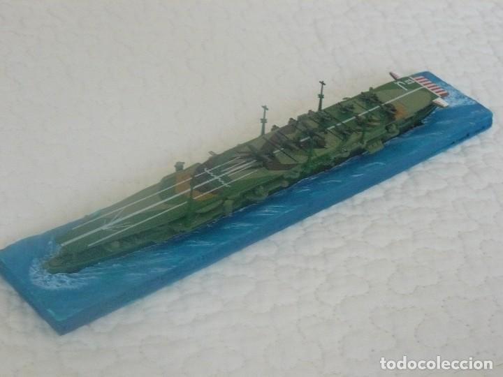 Radio Control: EAGLEMOSS 1/1100 PORTAAVIONES JAPONES ZUIHO 1944 - Foto 3 - 124274367