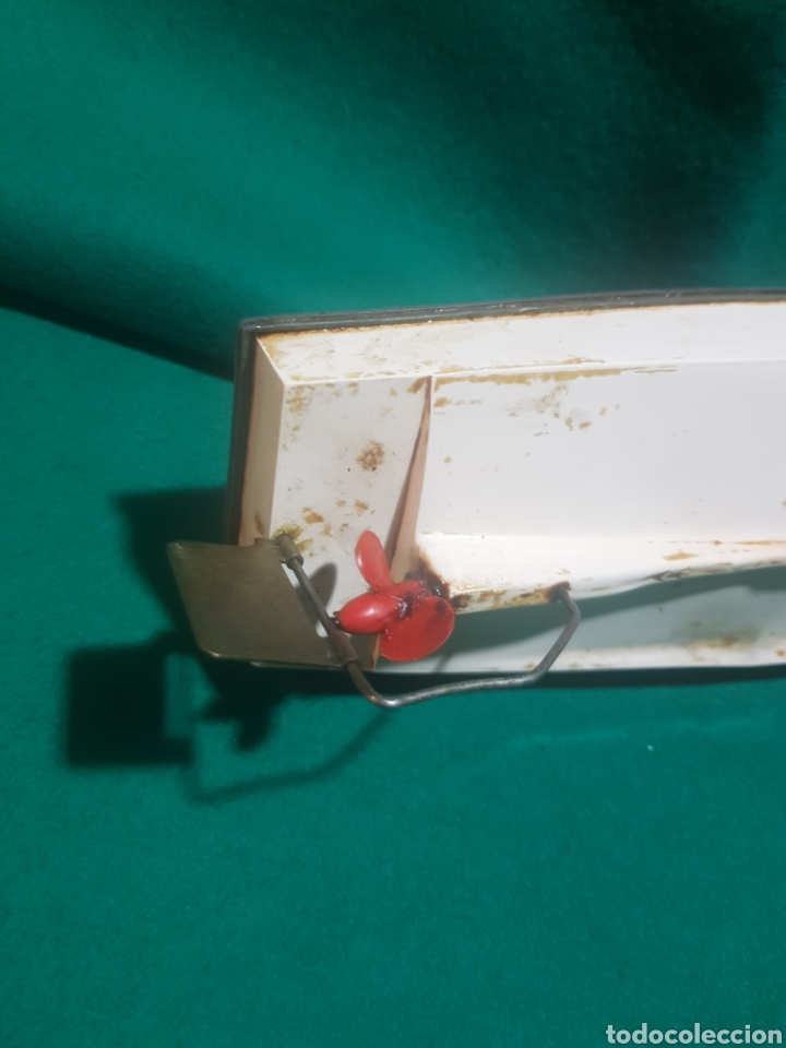 Radio Control: Lancha torpedera electrica marca tri ang - Foto 2 - 128651911