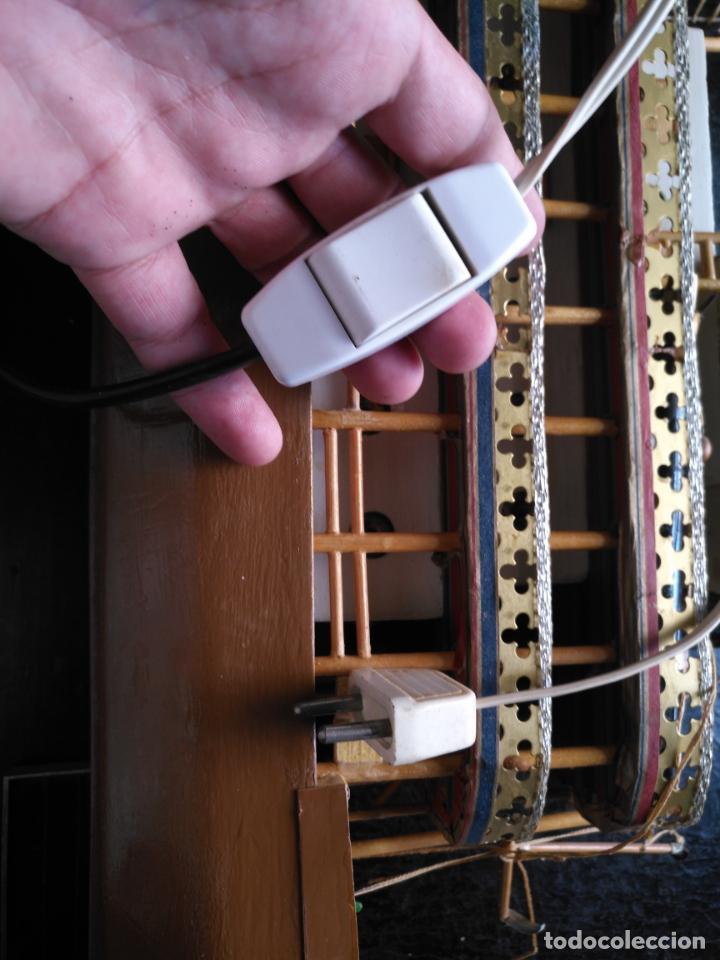 Radio Control: 2 grandes maquetas barcos con luz de vapor mississippi misisipi . a restaurar , HAGA OFERTA - Foto 11 - 132073842