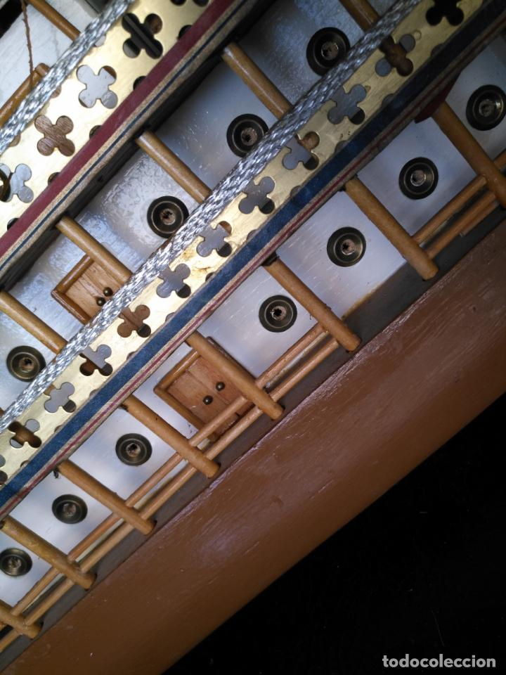 Radio Control: 2 grandes maquetas barcos con luz de vapor mississippi misisipi . a restaurar , HAGA OFERTA - Foto 40 - 132073842