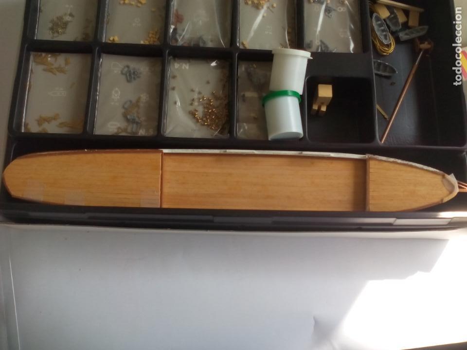 Radio Control: MAQUETA DEL BARCO buque escuela J.S. JUAN SEBASTIAN ELCANO. MODELISMO. Escala 1:205. Ref. 80619 - Foto 9 - 136593546