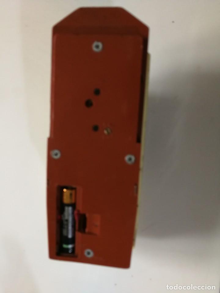 Radio Control: juguete encendedor, de chapa y plastico duro 15x6 cm. tiene la musica de Titanic- año 1997 - Foto 3 - 138210186