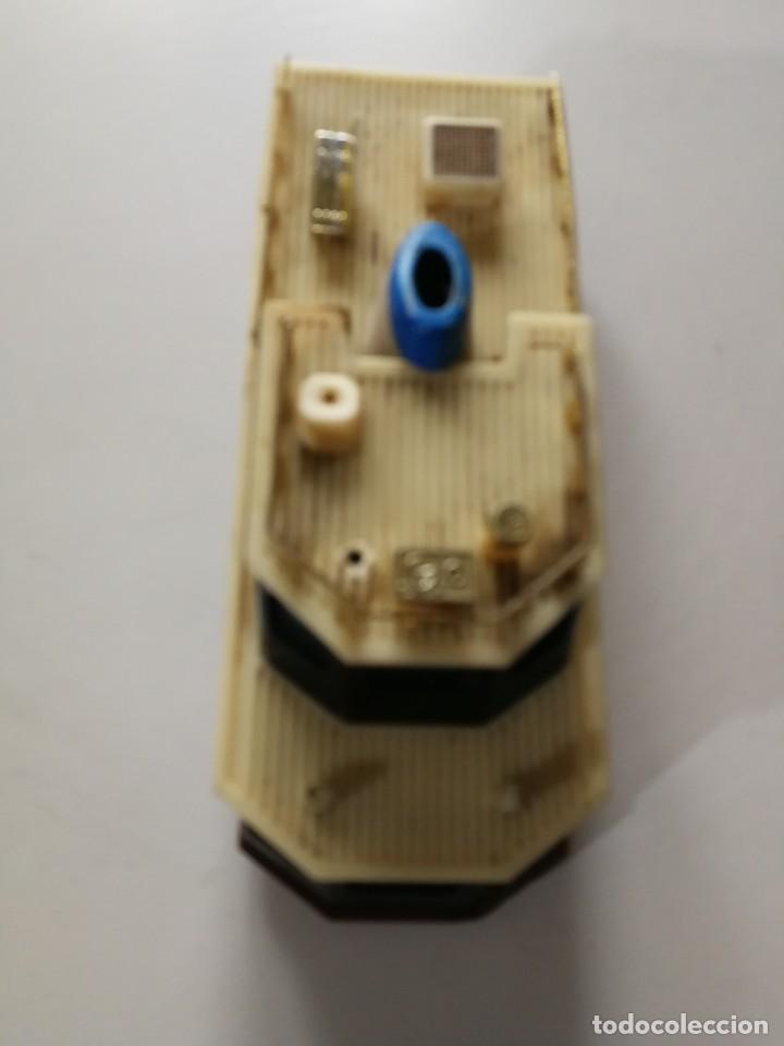 Radio Control: juguete encendedor, de chapa y plastico duro 15x6 cm. tiene la musica de Titanic- año 1997 - Foto 2 - 138210186