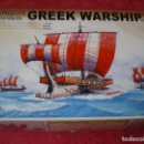 Radio Control: GREEK WARSHIP. MAQUETA DE BARCO DE GUERRA GRIEGO. NUEVO.. Lote 142238146