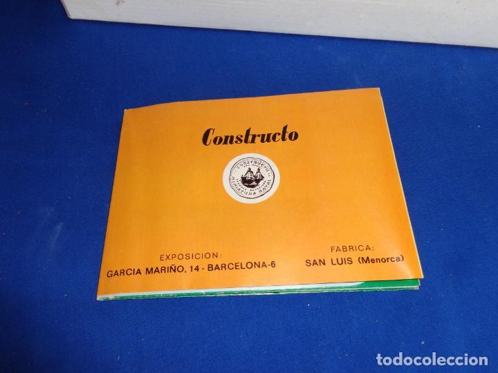 Radio Control: CONSTRUCTO - MAQUETA BARCO ANTIGUO,SERIE UNIVERSAL -EAGLE- SAN LUIS - MENORCA - COMPLETO! SM - Foto 12 - 142472222