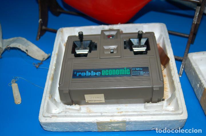 Radio Control: Barco Velero Gran maqueta R/C. Construida Medidas: 36X32X86 Cm. - Foto 5 - 146623398