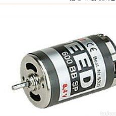 Radio Control: MOTOR ELECTRICO SPEED 600 BB CON RODAMIENTOS ENVIO INCLUIDO. Lote 149883958