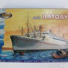 Radio Control: MAQUETA DEL BARCO M/S BATORY .MARCA MIRAGE HOBBY.NO 50042.AÑO 1995.. Lote 154768874