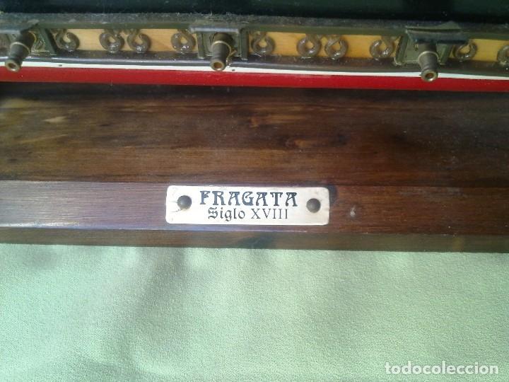 Radio Control: MAQUETA FRAGATA SIGLO XVIII. - Foto 5 - 157974578