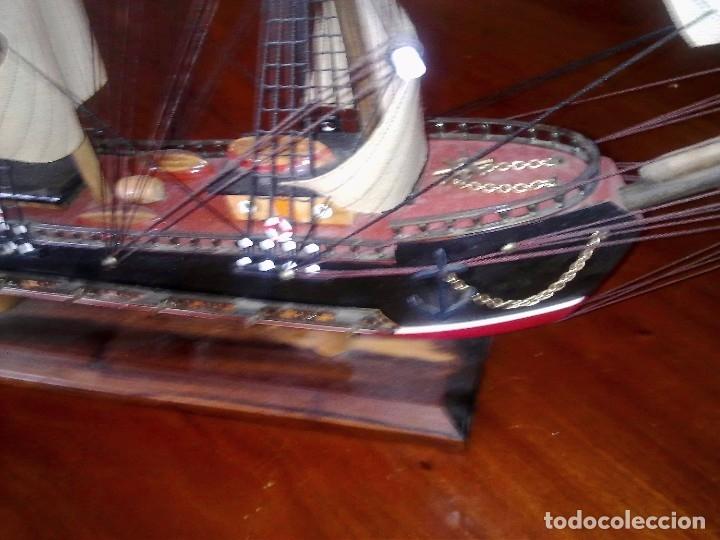 Radio Control: MAQUETA FRAGATA SIGLO XVIII. - Foto 14 - 157974578
