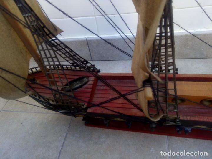 Radio Control: Gran barco velero cuatro mastiles - Foto 14 - 164976582