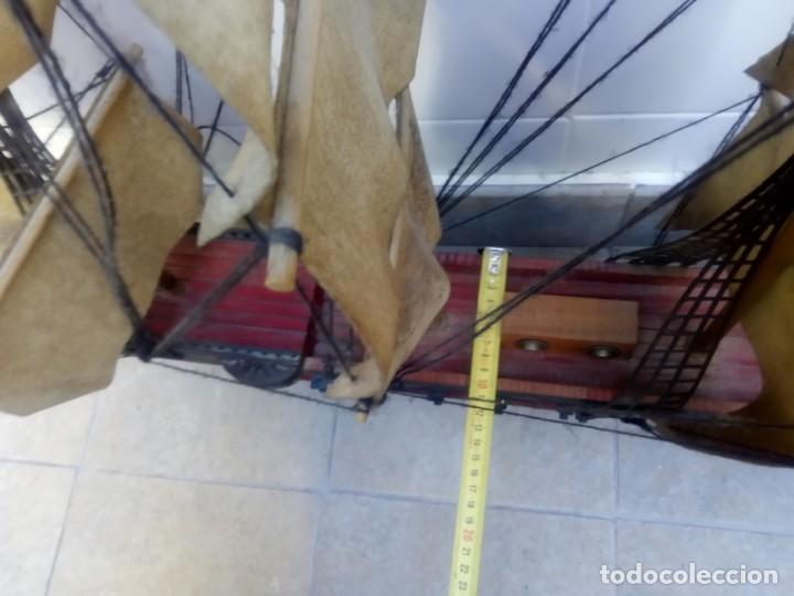 Radio Control: Gran barco velero cuatro mastiles - Foto 18 - 164976582