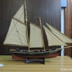 Radio Control: MAQUETA DEL BARCO AMÉRICA 1851. Lote 169358496