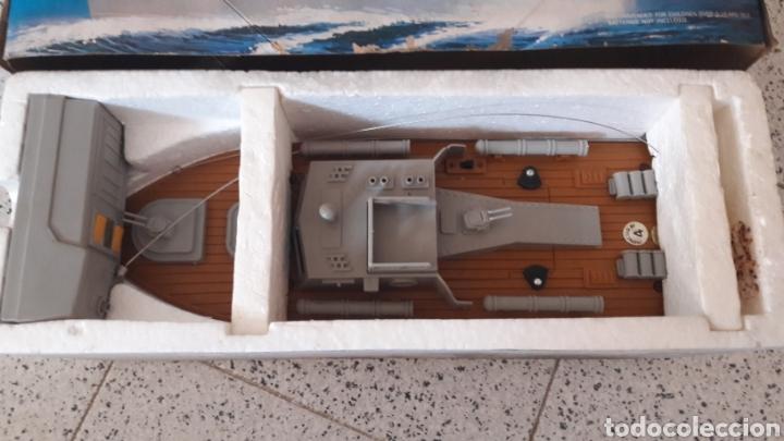 Radio Control: Torpedo boat PT 109 radio controlled - Foto 3 - 174322128