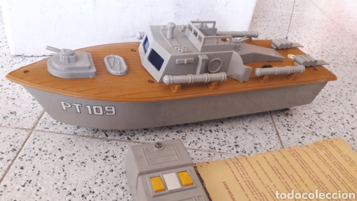 Radio Control: Torpedo boat PT 109 radio controlled - Foto 4 - 174322128