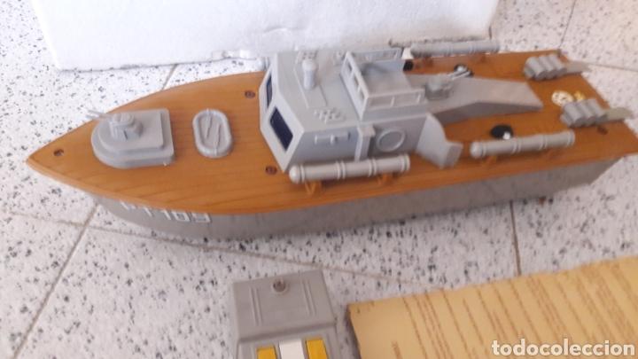 Radio Control: Torpedo boat PT 109 radio controlled - Foto 5 - 174322128